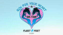 14th Annual Fleet Feet Run For Your Heart 5K/10K and Kids Fun Run