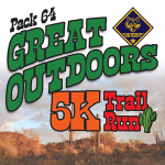 The Pack 64 Great Outdoors 5k Trail Run