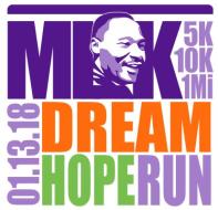 MLK 5K, 10K & 1 Mile