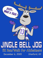 Stanford Jingle Bell Jog 5K Run/Walk for Alzheimer's