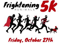 Frightening 5k Fun Run/Walk