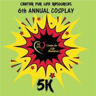 Cosplay Relay  6th Annual 5K