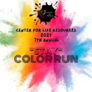 "7th Annual ""Stay"" Color Run 5K"
