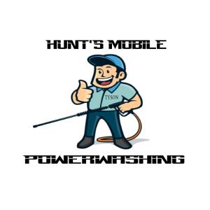 Hunt's Mobile Power Washing