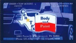 CenTex Body & Paint