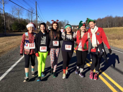 3rd Annual Tinsel Trot 5k Fun Run