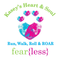 Kasey's Heart & Soul: Run, Walk & Roll