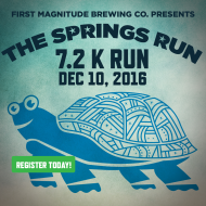 First Magnitude 7.2k Springs Run