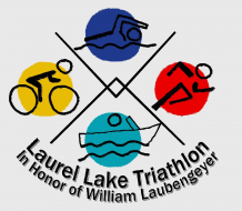 Laurel Lake Triathlon/Duathlon/Aquabike in honor of Willaim Laubengeyer at Millville NJ