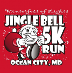 OCMD Winterfest of Lights Jingle Bell 5K Run 2016