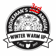 Brokemans Winter Warm up