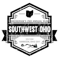 Brokeman's Half Marathon - Southwest Ohio