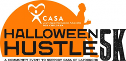 Halloween Hustle 5k - CASA of Lafourche Fundraiser