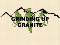 Grinding up Granite
