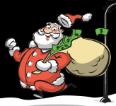 Santa's Dash For Cash