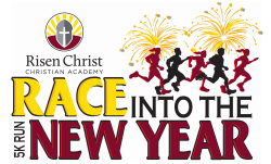 13th Race into the New Year 5k