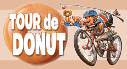 Tour De Donut Logo