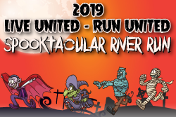 Live United, Run United Spooktacular River Run