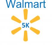 Walmart 5K run / Walk