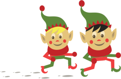 11th Annual Jingle Elf Run