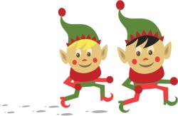 11th Annual Jingle Elf Run