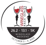 2020 Virtual:  Guthrie Wineglass Marathon, Wegmans Wineglass Half Marathon & Corelle 5K