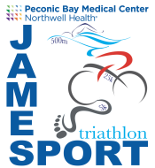 The PBMC Northwell Health Jamesport Triathlon