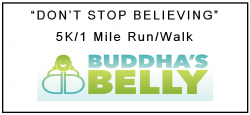 Don't Stop Believing 5K/1Mile Run/Walk