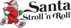 Santa Stroll 'n Roll