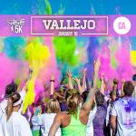 Color Vibe 5K -- Vallejo, CA