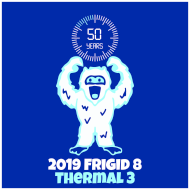 50th Anniversary Frigid 8 and Thermal 3