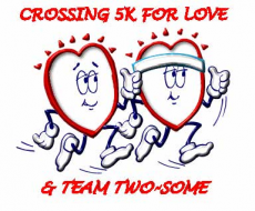 CROSSING 5K For Love & a Cure