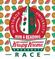 Krispy Kreme Run 4 Reading