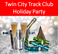 Twin City Track Club Holiday Party!