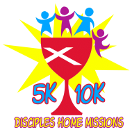 Disciples Home Missions Virtual 5K: Moving for Wholeness