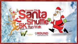 Kansas City Santa Shuffle Run 5K Run/Walk - Virtual