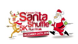 Santa Shuffle Run 5K Run/Walk