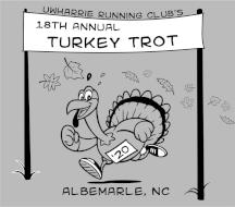 18th Annual Uwharrie Running Club's Turkey Trot 4.2-Mile Run