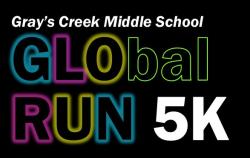 GLObal RUN 5K (glow run)