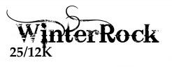 WinterRock 25/12K