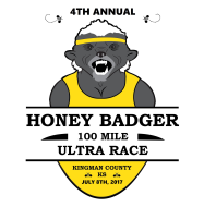 Honey Badger 100 Mile