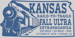Kansas Rails-to-Trails Fall Ultra Extravganza