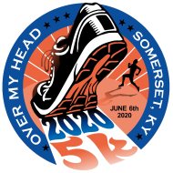 Over My Head 5K Logo