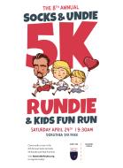 8th Annual Socks & Undie 5K Rundie Run/Walk