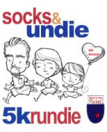 Note in the Pocket 4th Annual Socks & Undie 5K Rundie and Kids 1/2 K