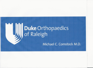 Duke Orthopaedics of Raleigh