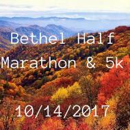 Bethel Half Marathon & 5k