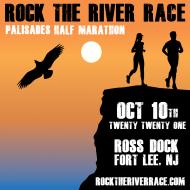 Rock the River Palisades Half Marathon