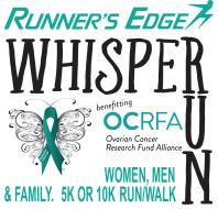 Runner's Edge 10 & 5k Whisper Run Walk.