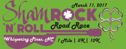 Shamrock and Roll Road Race